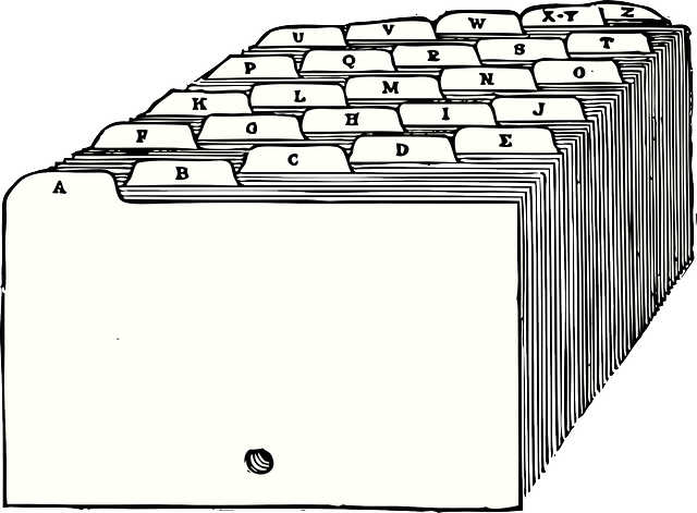 písmenkový rozdělovač