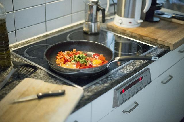 vaření v pánvi
