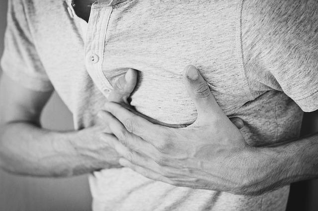 bolest srdce