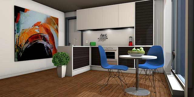 moderní kuchyň