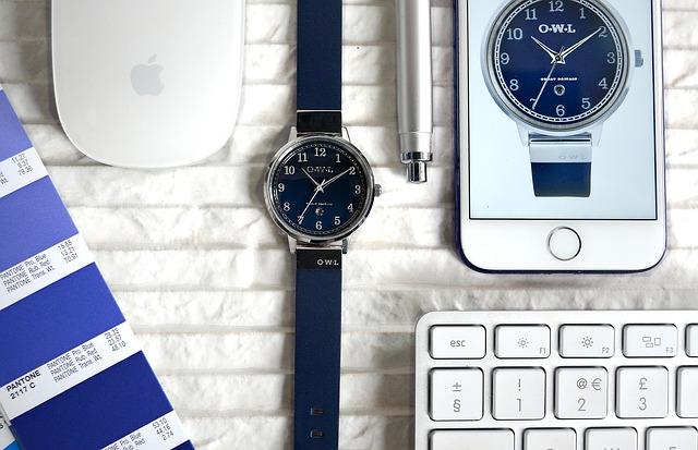 dvoje hodinky