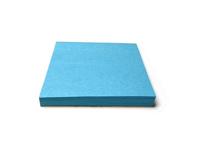 modrý tabulátor