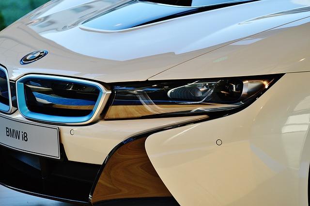BMW i8 Coupé aneb automobil budoucnosti