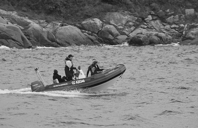 Rybářské čluny