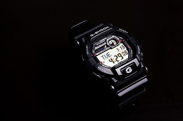 Když hodinky, tak Casio