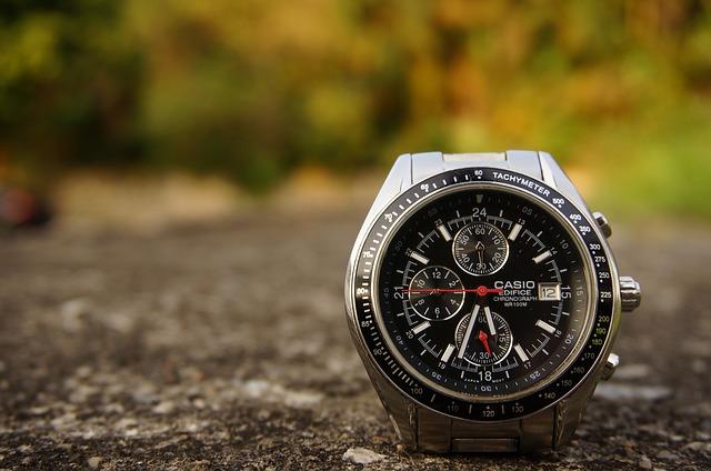 ztracené hodinky