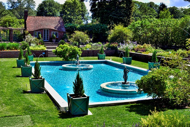 Jaro, léto, podzim, zima aneb péče o bazén je třeba!