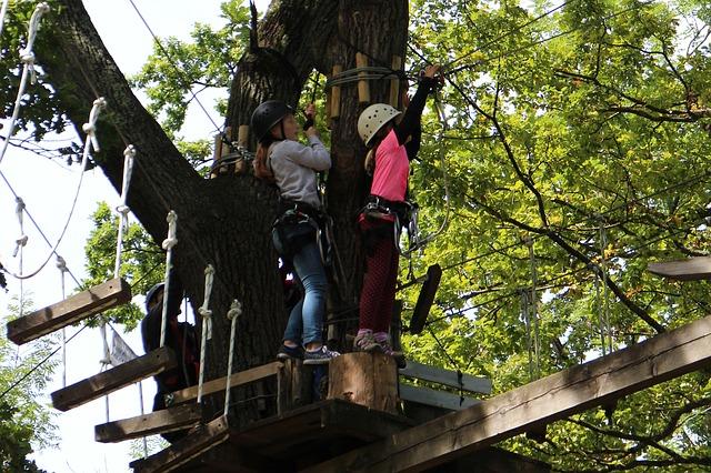 Zábavné parky pro děti – radost a zážitky
