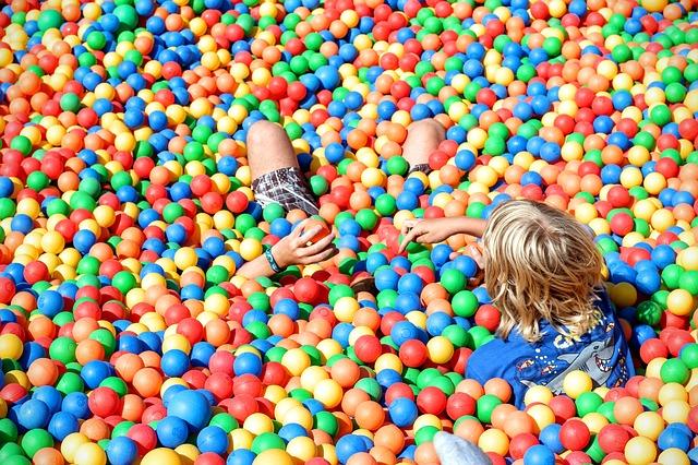 Zážitek v zábavném parku
