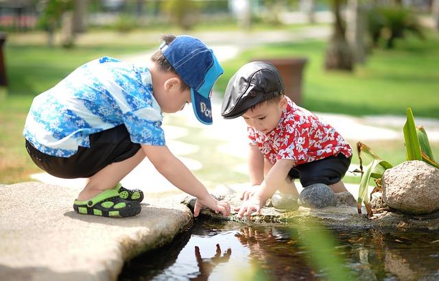 Děti jsou budoucnost